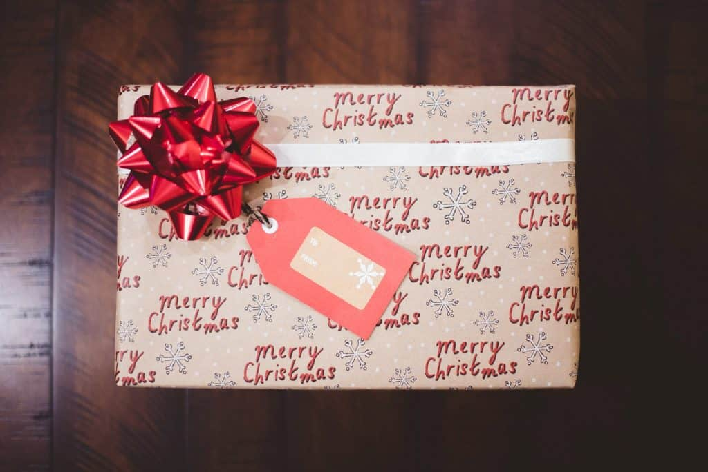 Christmas Present | Photo by Ben White on Unsplash