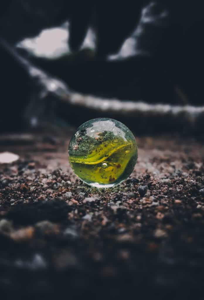 Moqui Marbles | Photo by The Ian on Unsplash